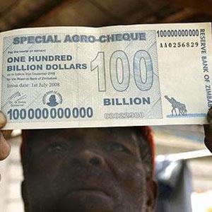 Фото №1 - Миллионеры из Зимбабве