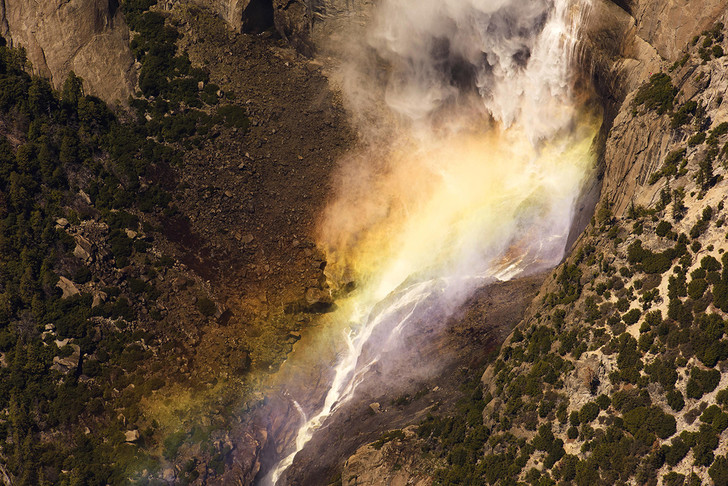 Фото №1 - Водопад света