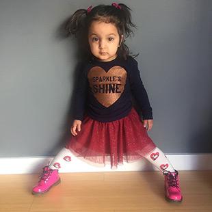 Фото №8 - Счастливые истории: 10-месячная девочка выиграла борьбу с раком