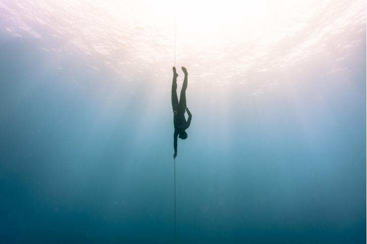 Фото №1 - В глубь океана