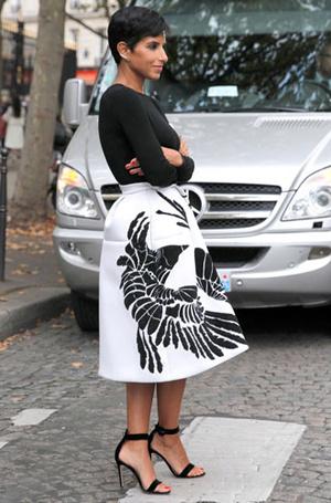 Фото №2 - Ее Высочество Дина Абдулазиз— самая модная принцесса Востока