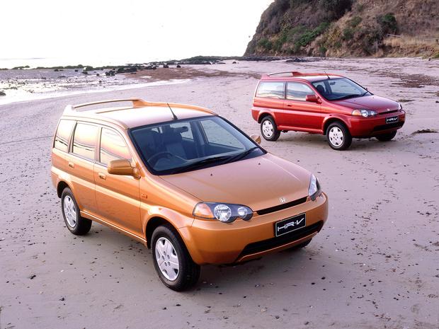 Фото №1 - Как «Хонда» у «Лады» украла дизайн (история из 1990-х)
