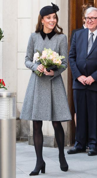 Фото №2 - Что сделала Кэтрин Кембриджская, чтобы угодить Королеве на их совместном мероприятии
