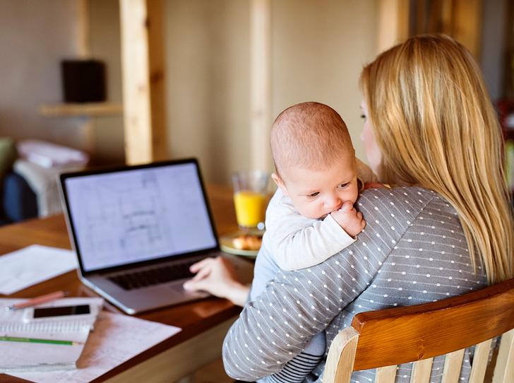 Фото №4 - Успеть все: как работать, когда дома болеет ребенок
