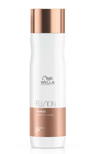 Интенсивный восстанавливающий шампунь Fusion от Wella Professionals