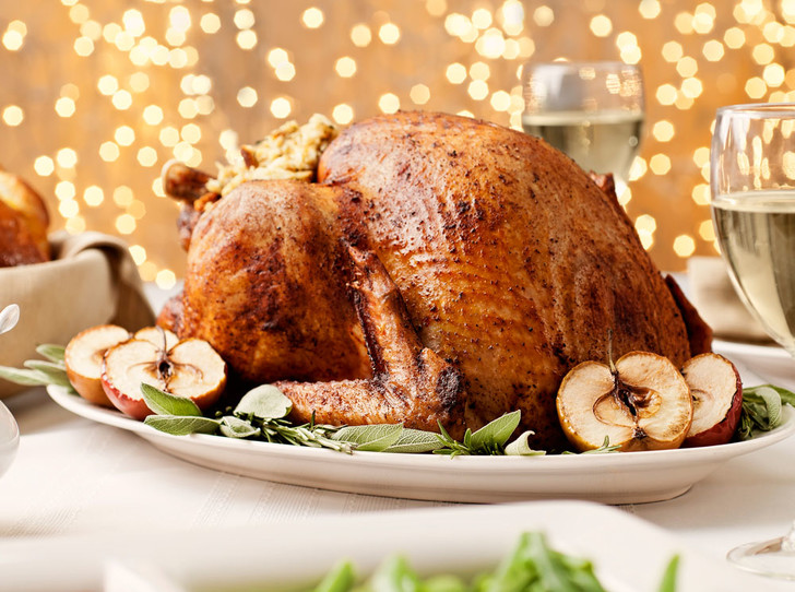 Фото №1 - Рецепты из-за океана: как приготовить традиционный ужин на День Благодарения