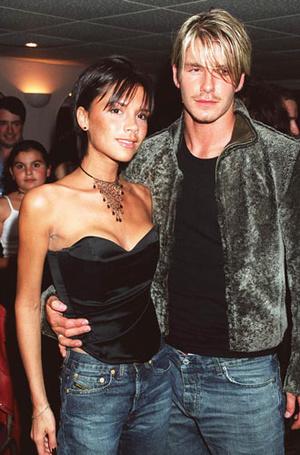 Фото №12 - Самые стильные звездные пары 90-х
