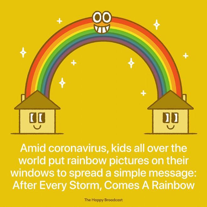 Фото №14 - Художник проиллюстрировал 15 позитивных последствий коронавируса