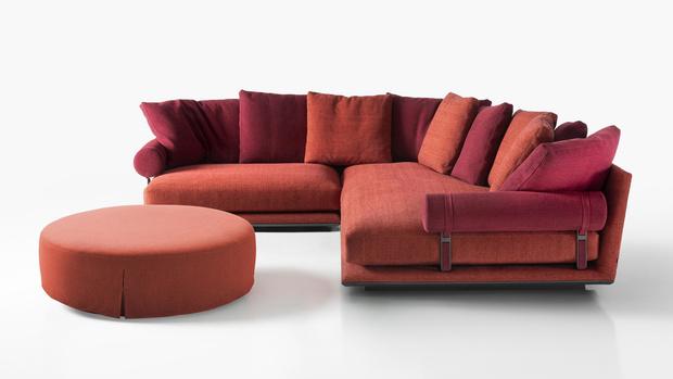 Фото №2 - B&B Italia представляет: диван Noonu по дизайну Антонио Читтерио