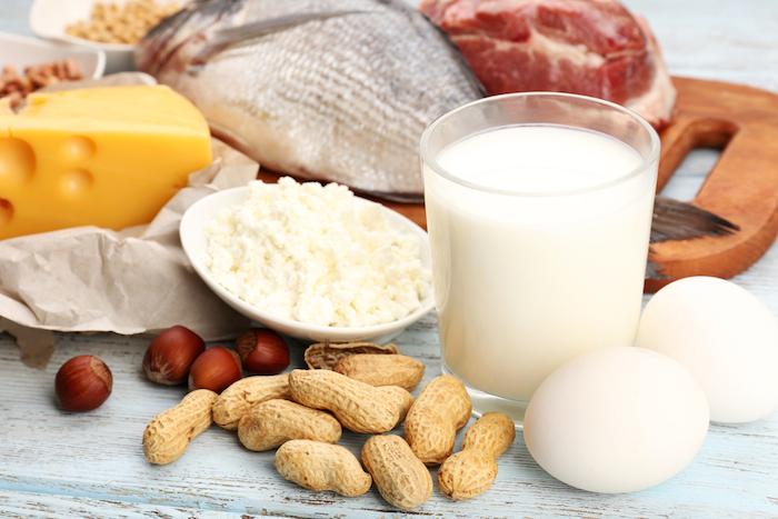 Фото №1 - Белковая диета сокращает продолжительность жизни
