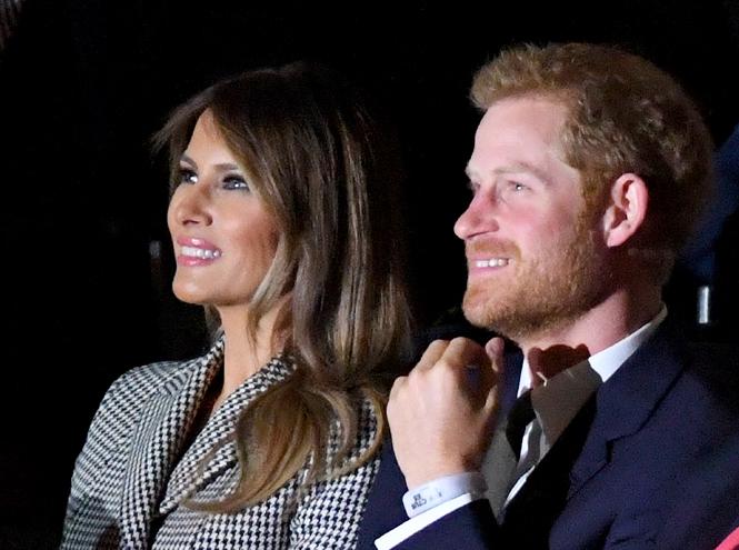 Фото №14 - Дональд Трамп и британская королевская семья: краткая история отношений