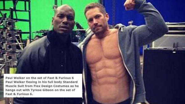 Фото №10 - 9 актеров, которые носили фальшивые мускулы на съемках
