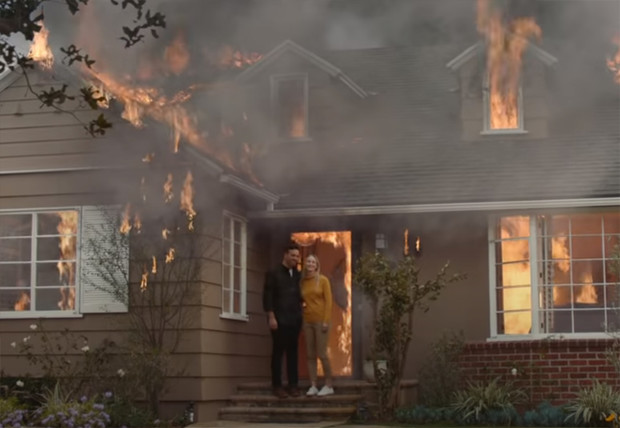 Фото №1 - «Наш дом в огне». Грета Тунберг сняла горячую рекламу о защите климата (видео)