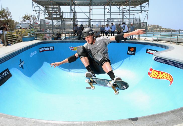 Фото №1 - Тони Хоук показал закулисье создания игры «Pro Skater» (видео)
