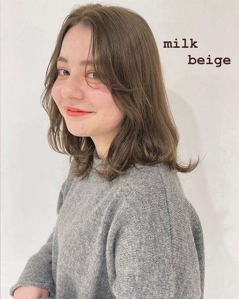 Фото №6 - Молочный цвет волос: самое модное окрашивание этого лета