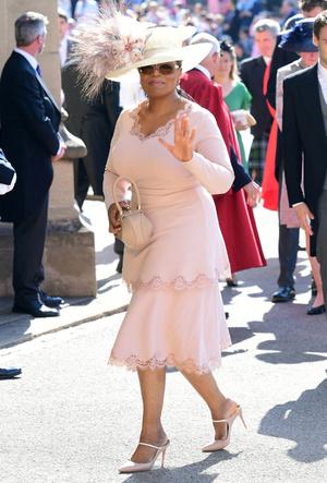 Фото №12 - Свадьба Меган Маркл и принца Гарри: как это было (видео, фото, комментарии)