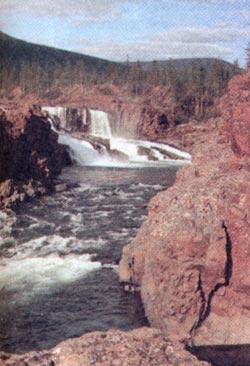 Фото №1 - Высокая вода Путораны