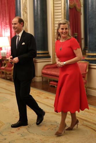 Фото №6 - «Вторая дочь Ее Величества»: графиня Софи и ее особые отношения с Королевой