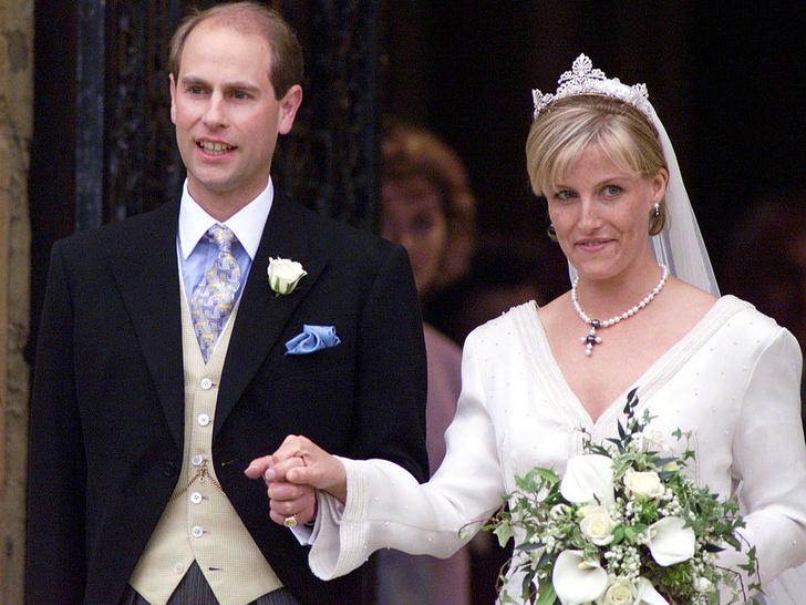 Фото №5 - Софи-невеста: в чем выходила замуж любимая невестка Королевы