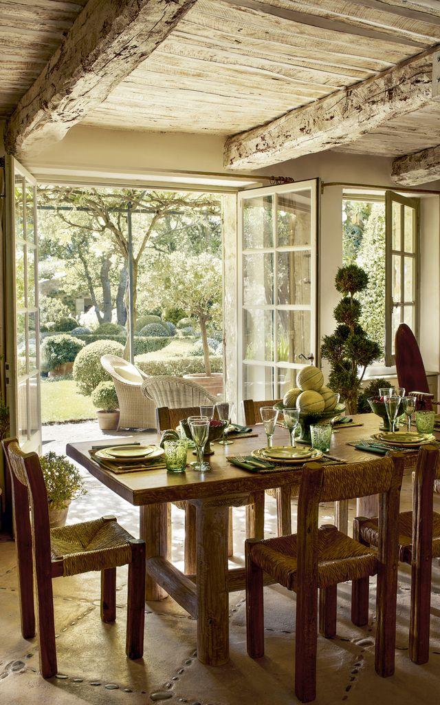 Фото №7 - Дом декоратора Франсуа Катру в Провансе
