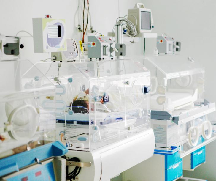 Фото №1 - Стволовые клетки впервые использовали для лечения младенца