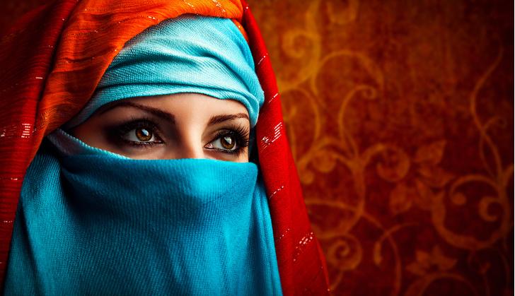 какие женщины считались красивыми в османской империи