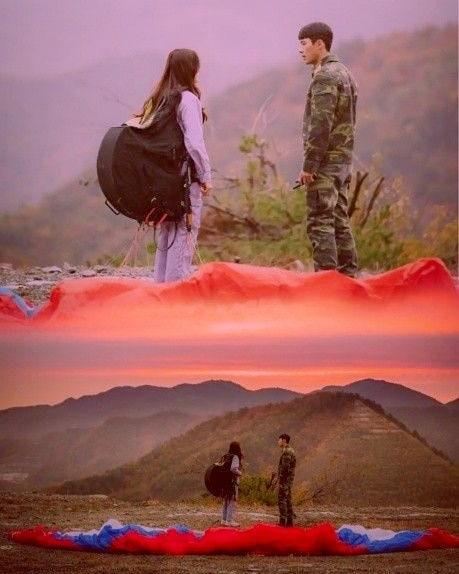 Фото №1 - Сценаристка дорамы «Любовное приземление» раскрыла секрет реалистичного изображения Северной Кореи 😲