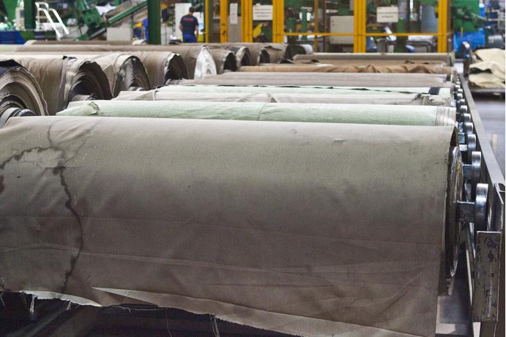 Фото №10 - Как это устроено: путешествие на завод по производству автомобильных шин