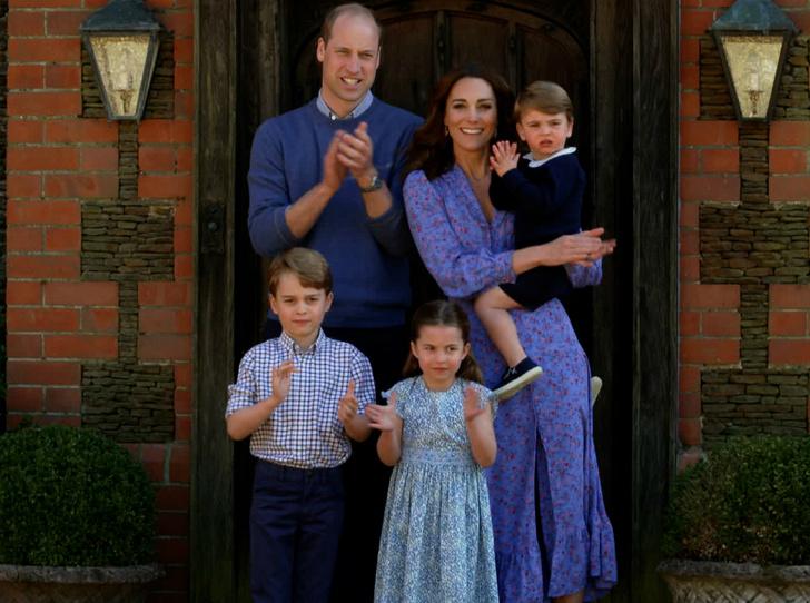 Фото №98 - Принц Уильям: история в фотографиях