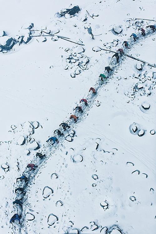 Фото №3 - Забег в небо: репортаж с Эльбруса