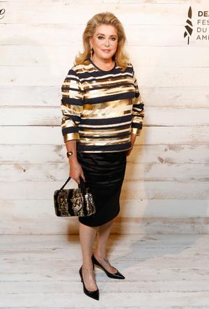 Фото №28 - Мода без возраста: самые стильные звезды старше 60 лет