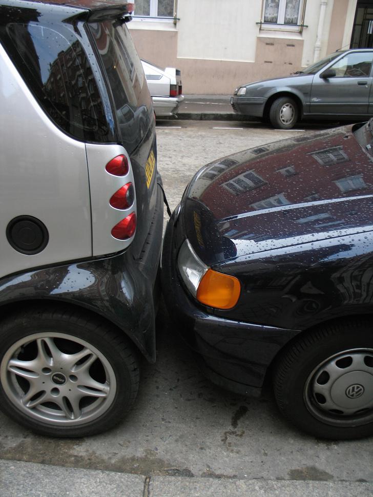 Фото №9 - Где бросил, там и стоит: интересные факты о парковке