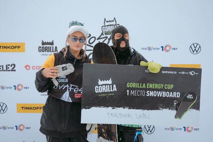Фото №9 - Мы мечтали об этом целый год: Rosafest x Gorilla Energy на «Роза Хутор»