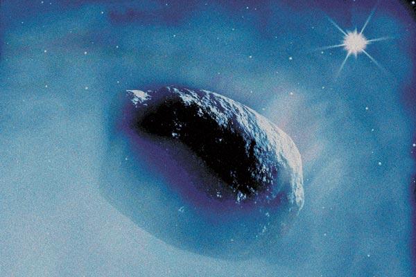 Фото №1 - Тайны межзвездных облаков