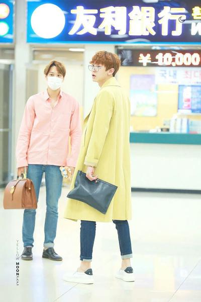 Фото №3 - K-pop style: разбираем стиль Чанёля из EXO