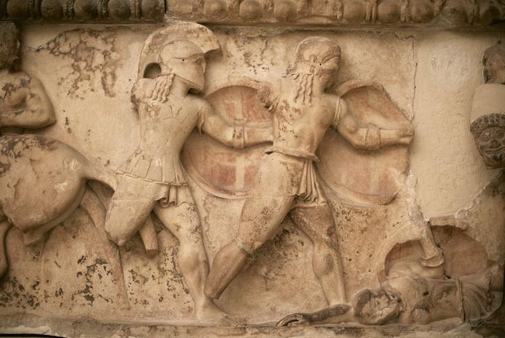 Фото №1 - Расшифрована трехтысячелетняя надпись на языке троянцев
