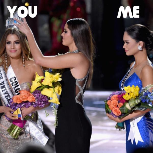 Фото №4 - Девушка, которую по ошибке назвали «Мисс Вселенной», поблагодарила за поддержку