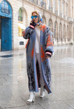 Фото №5 - Тепло и уютно: с чем носить кардиганы (и где найти самые модные)