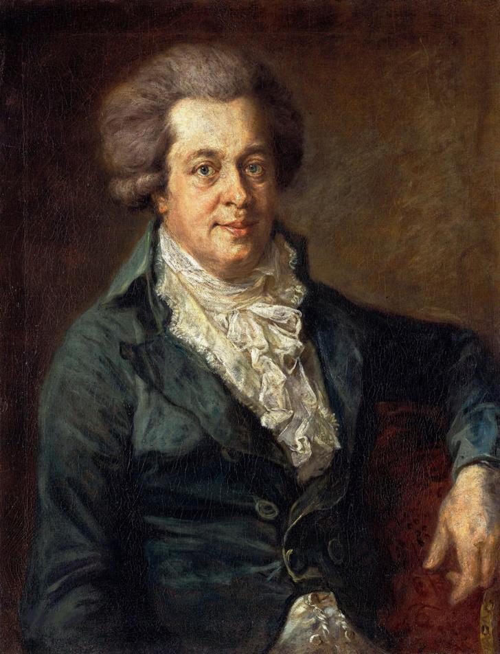 Фото №1 - Был ли Моцарт алкоголиком