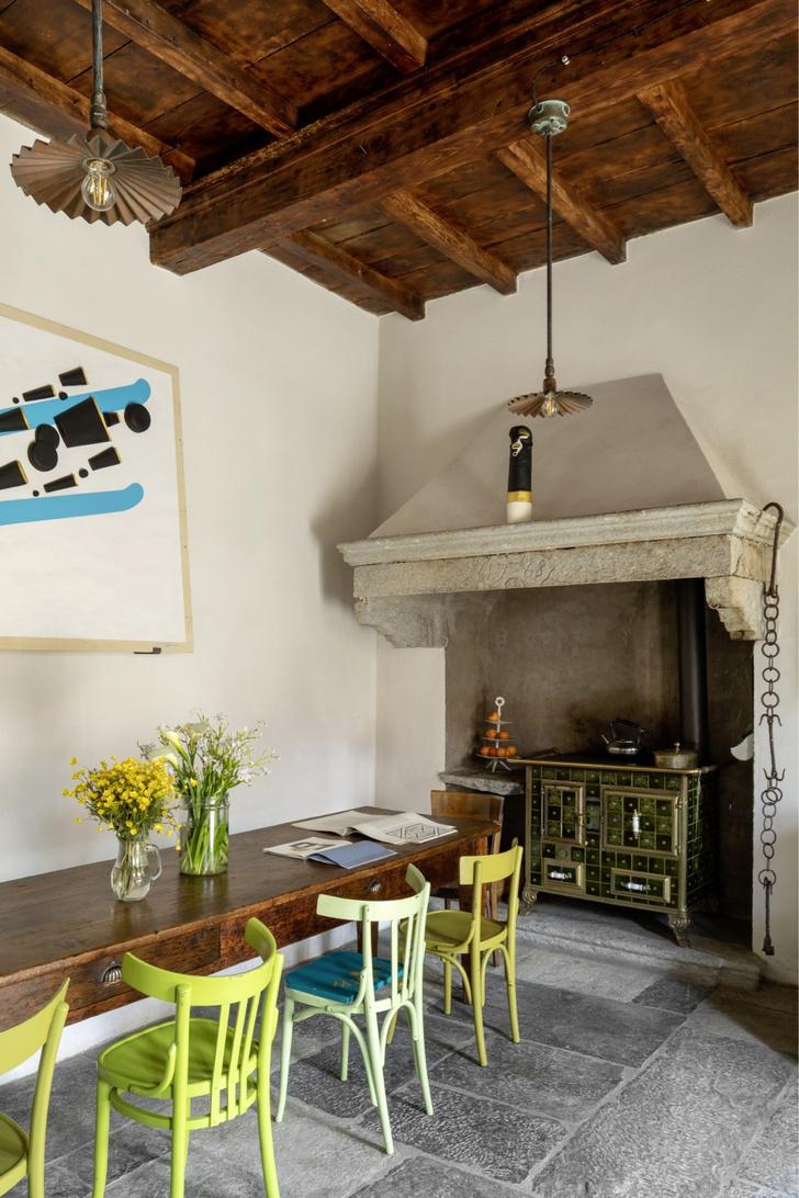 Фото №9 - Дом художника: арт-вилла в Италии
