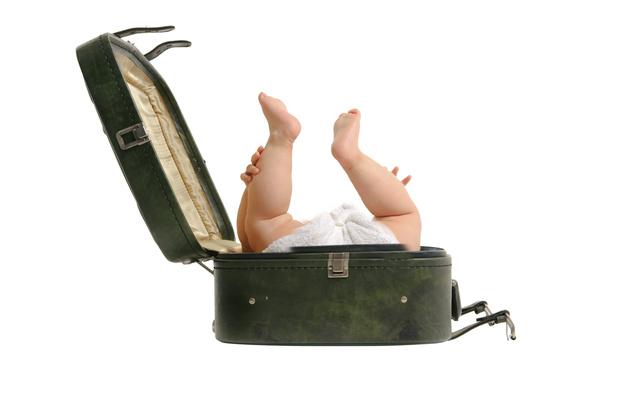 Фото №1 - Пакуем чемоданы: в дорогу с малышом