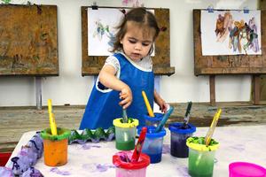 Фото №1 - Развитие художественного воображения у детей