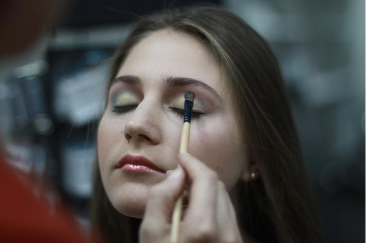 Фото №7 - Как сделать макияж в осенних тонах