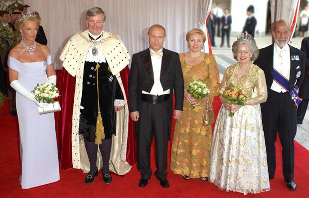 Фото №7 - Самый русский британский принц: 5 фактов о Майкле Кентском, кузене Елизаветы II
