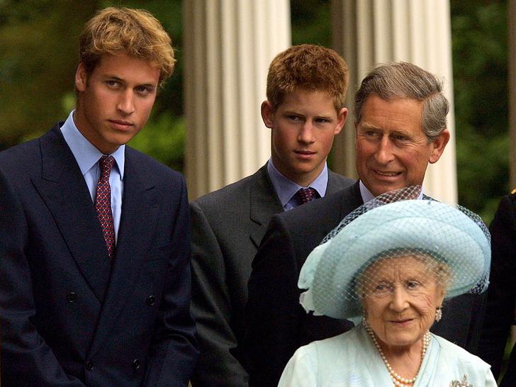 Фото №4 - Какое наследство Королева-мать оставила правнукам (и почему Гарри ничего не получил)