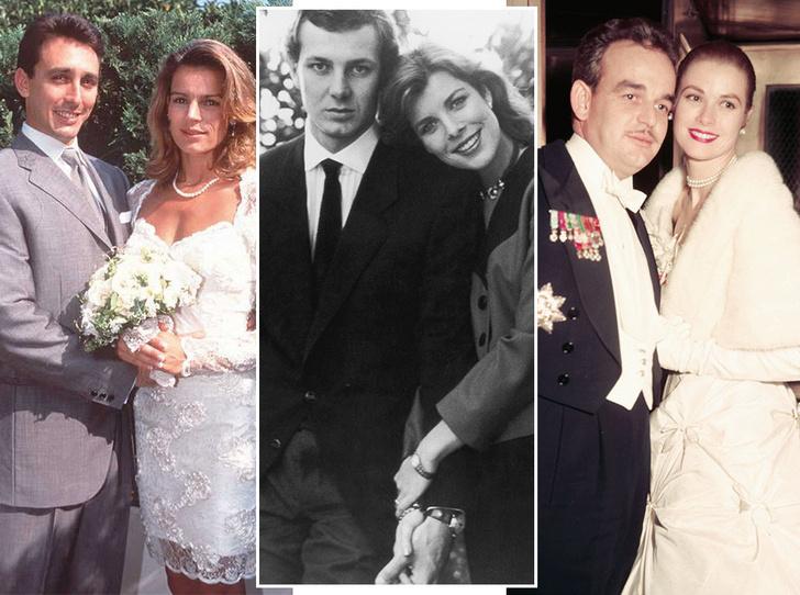 Фото №1 - «Ни один Гримальди не будет счастлив в браке»: 7 жертв проклятия княжеской семьи Монако