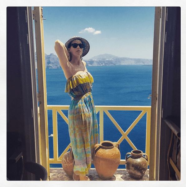 Фото №8 - Звездный Instagram: Знаменитости на море