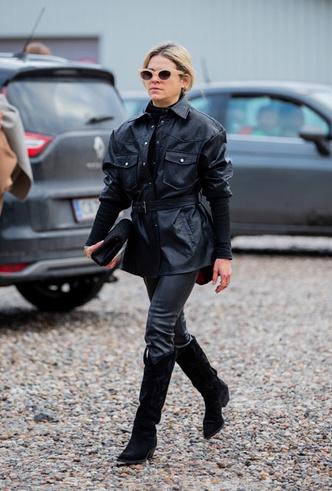 Фото №6 - Как выбрать идеальную кожаную куртку: советы стилиста