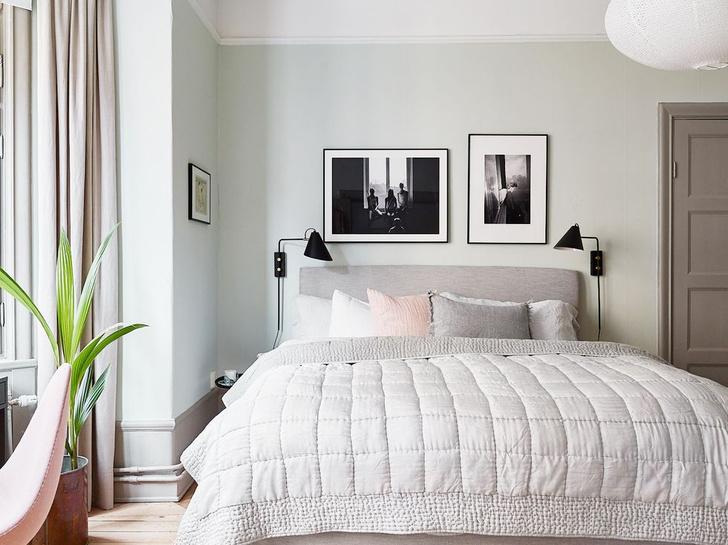 Фото №11 - Квартира в доме начала XX века с печкой в Стокгольме