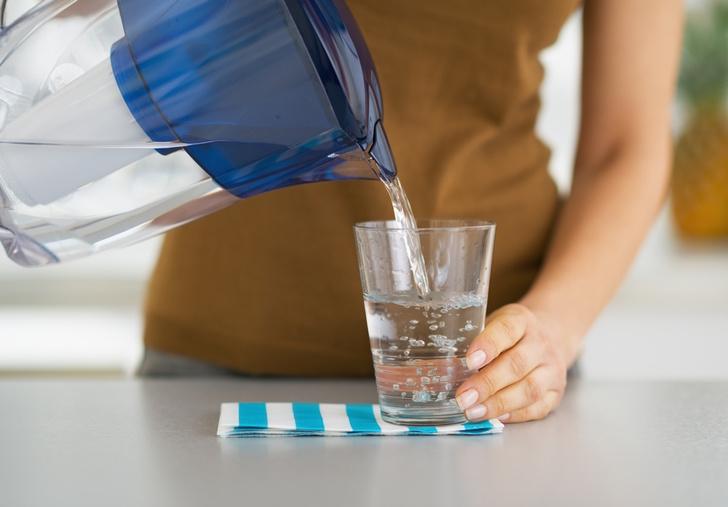 Фото №1 - Ученые рассказали, как вода помогает худеть